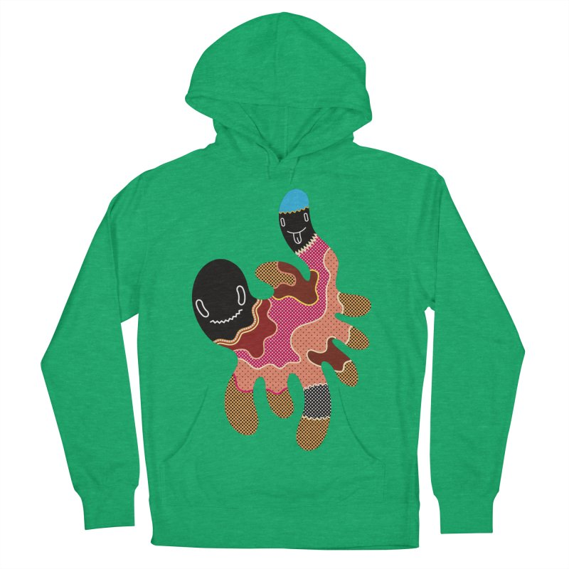 Monster of the day (October 15) [Year 1] Women's French Terry Pullover Hoody by Daily Monster Shop by Royal Glamsters