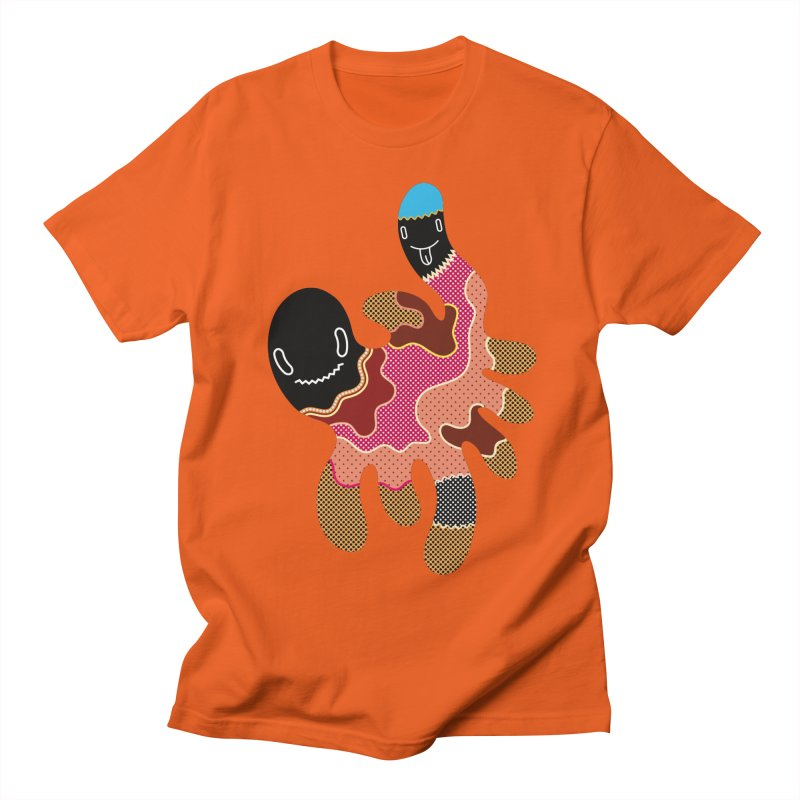 Monster of the day (October 15) [Year 1] Men's Regular T-Shirt by Daily Monster Shop by Royal Glamsters