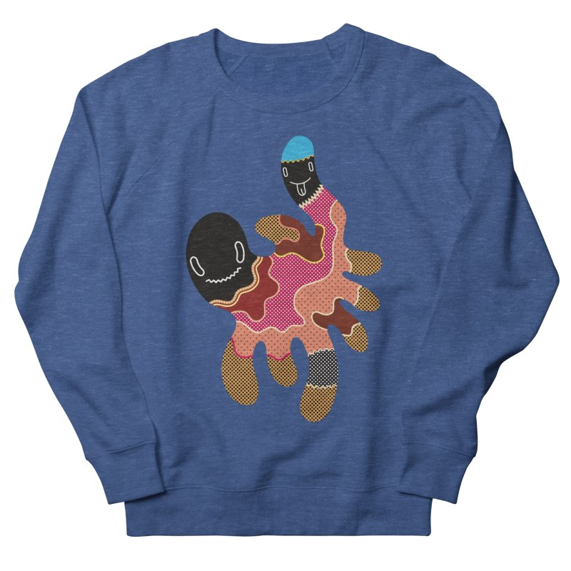 Monster of the day (October 15) [Year 1] Women's French Terry Sweatshirt by Daily Monster Shop by Royal Glamsters