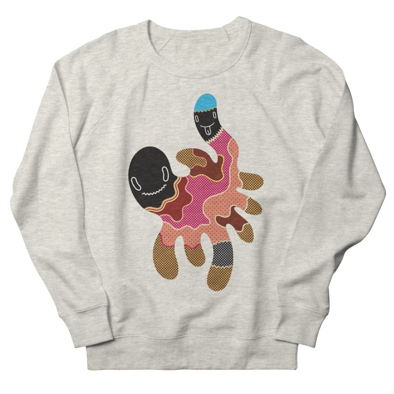 Monster of the day (October 15) [Year 1] Men's French Terry Sweatshirt by Daily Monster Shop by Royal Glamsters