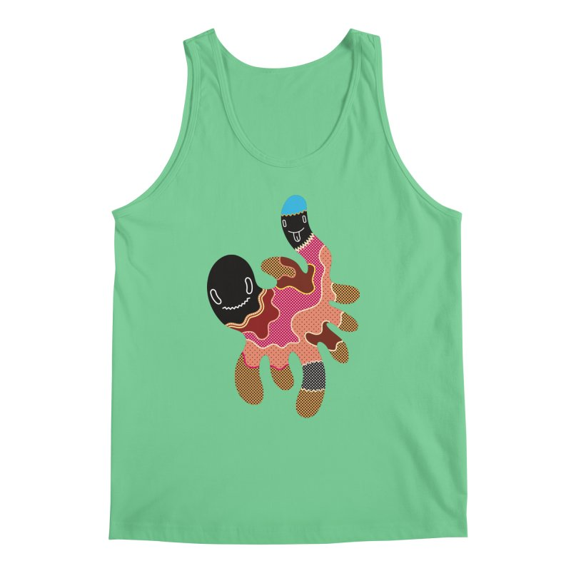 Monster of the day (October 15) [Year 1] Men's Tank by Daily Monster Shop by Royal Glamsters
