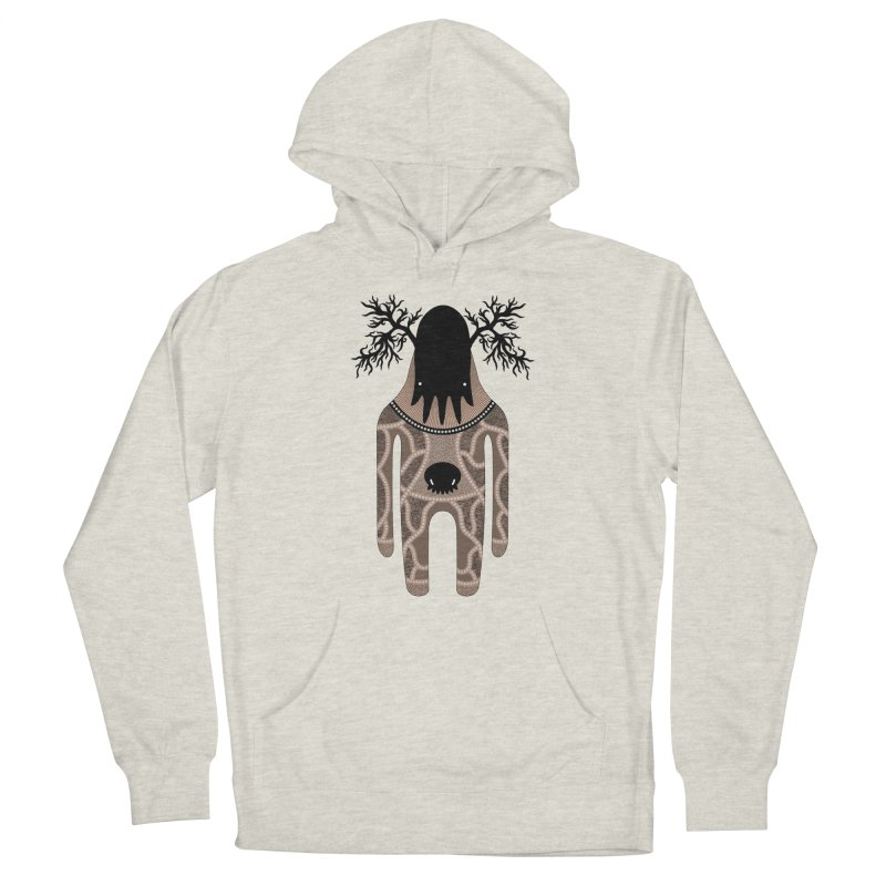 Monster of the day (April 24) [Year 1] Women's French Terry Pullover Hoody by Daily Monster Shop by Royal Glamsters