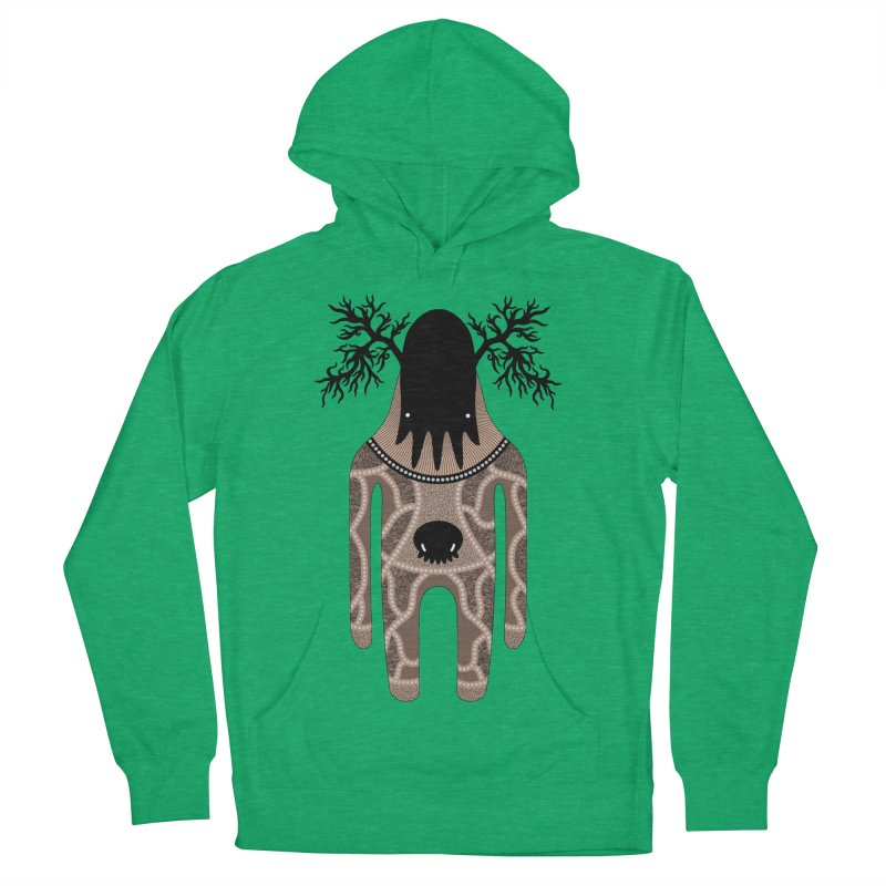 Monster of the day (April 24) [Year 1] Men's French Terry Pullover Hoody by Daily Monster Shop by Royal Glamsters