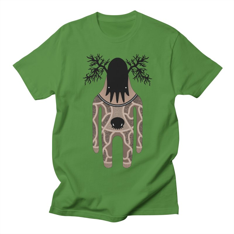 Monster of the day (April 24) [Year 1] Women's Regular Unisex T-Shirt by Daily Monster Shop by Royal Glamsters