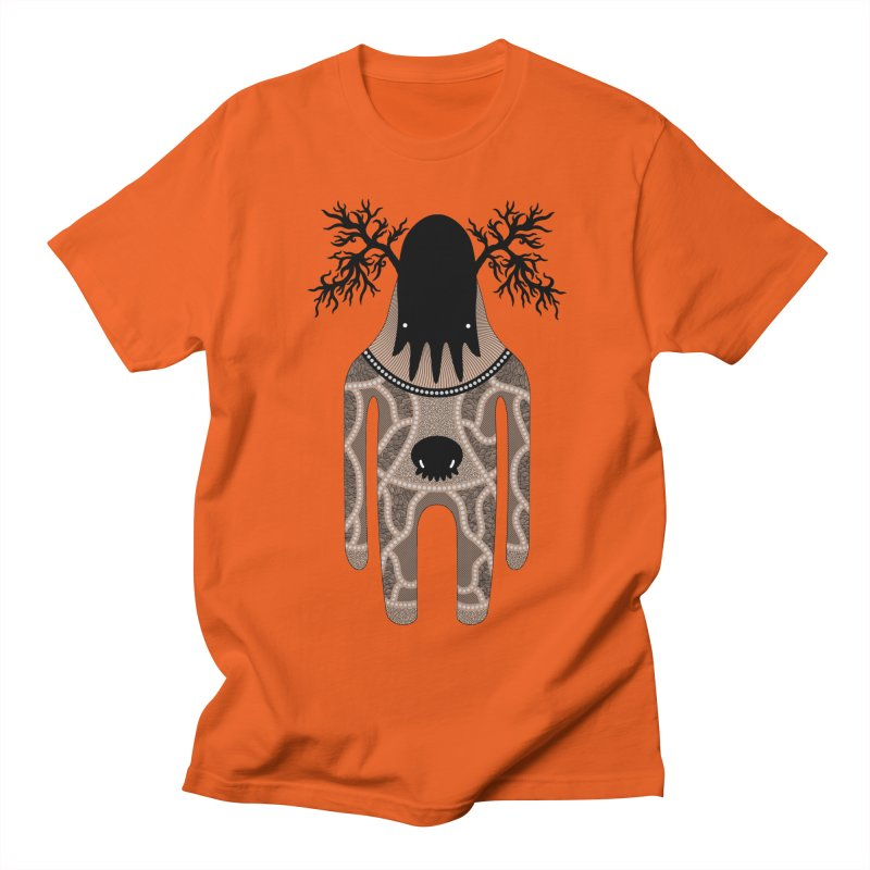 Monster of the day (April 24) [Year 1] Men's Regular T-Shirt by Daily Monster Shop by Royal Glamsters