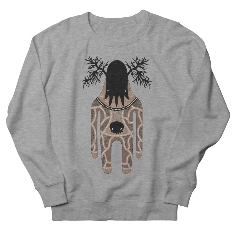 Monster of the day (April 24) [Year 1] Men's French Terry Sweatshirt by Daily Monster Shop by Royal Glamsters