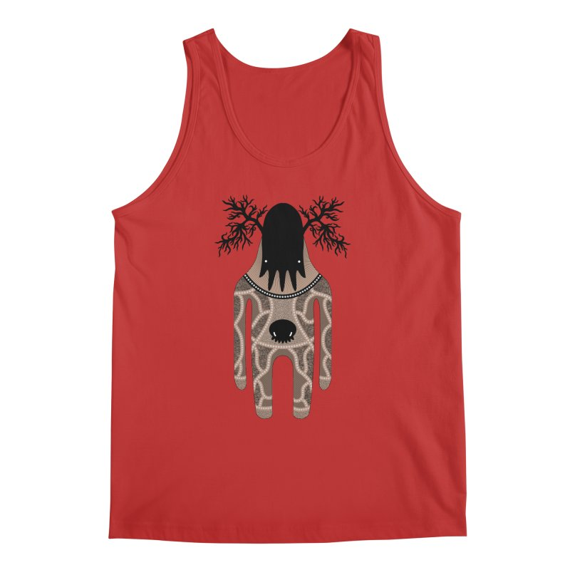 Monster of the day (April 24) [Year 1] Men's Tank by Daily Monster Shop by Royal Glamsters