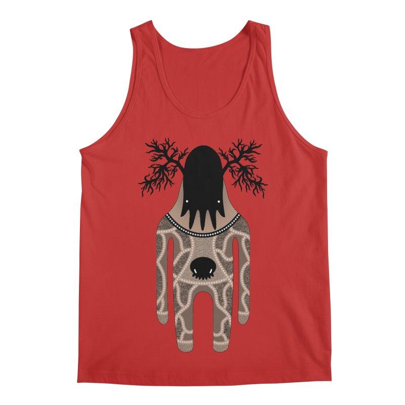 Monster of the day (April 24) [Year 1] Men's Regular Tank by Daily Monster Shop by Royal Glamsters