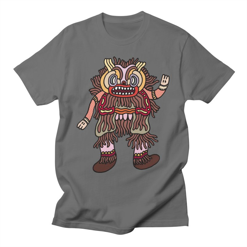 Olmeca Monster of the day (June 6) [Year 1] Women's T-Shirt by Daily Monster Shop by Royal Glamsters