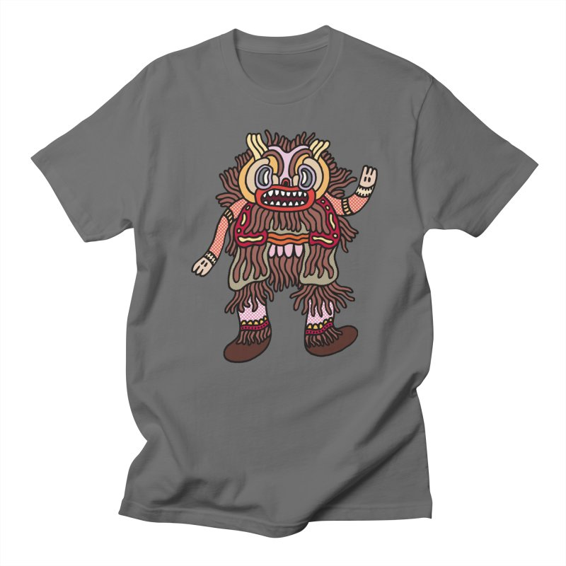 Olmeca Monster of the day (June 6) [Year 1] Men's T-Shirt by Daily Monster Shop by Royal Glamsters