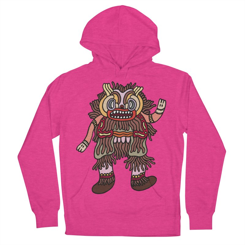 Olmeca Monster of the day (June 6) [Year 1] Men's Pullover Hoody by Daily Monster Shop by Royal Glamsters