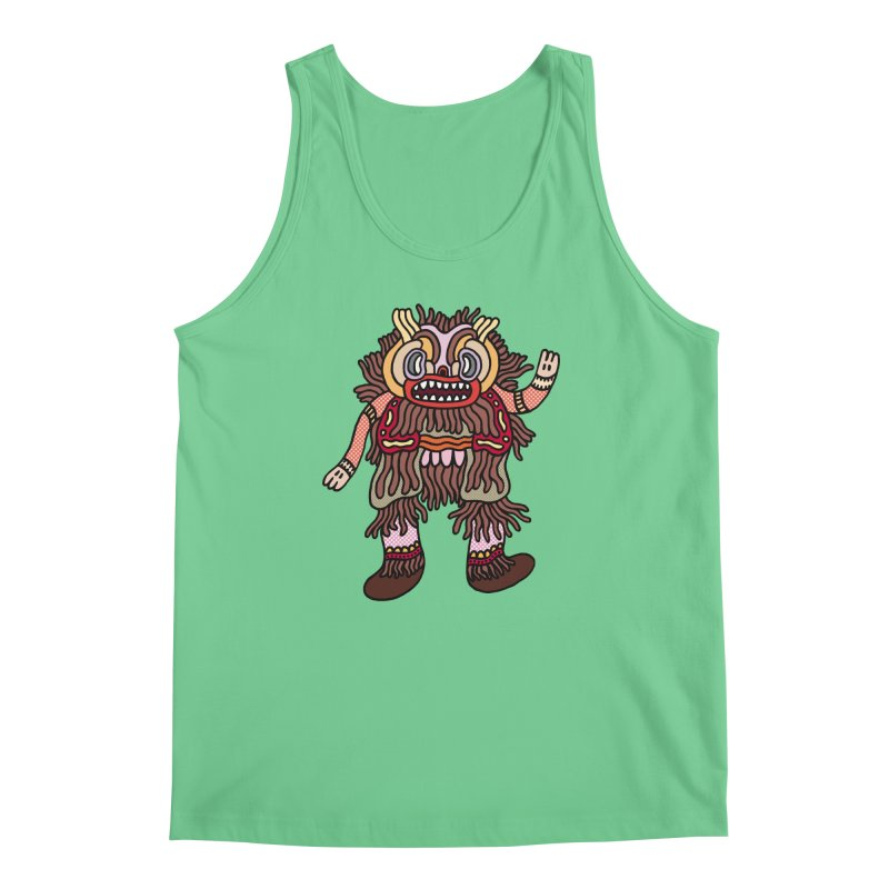 Olmeca Monster of the day (June 6) [Year 1] Men's Tank by Daily Monster Shop by Royal Glamsters