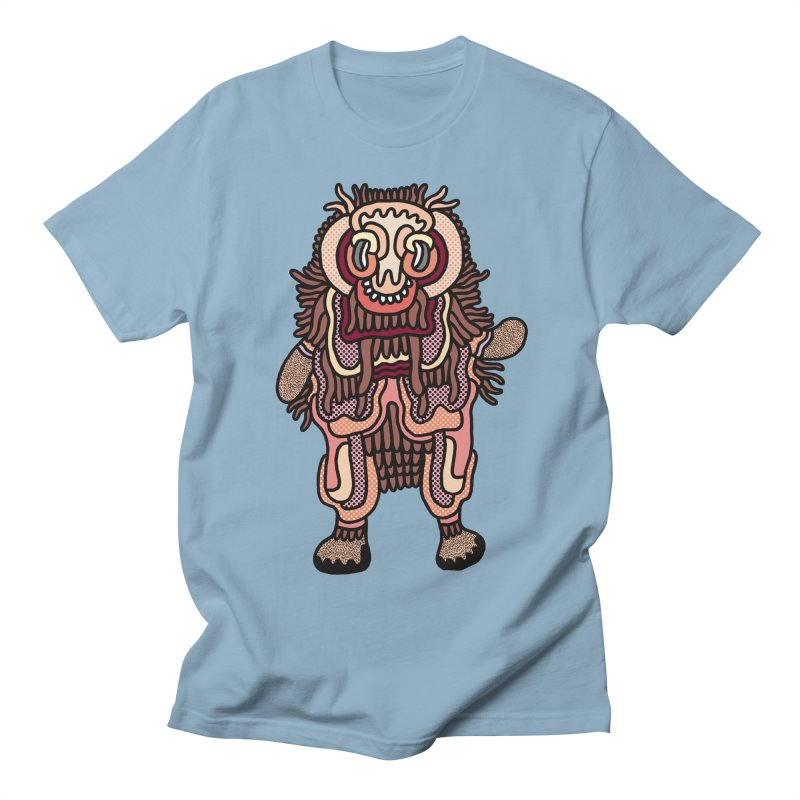 Olmeca Monster of the day (June 3) [Year 1] Women's Regular Unisex T-Shirt by Daily Monster Shop by Royal Glamsters
