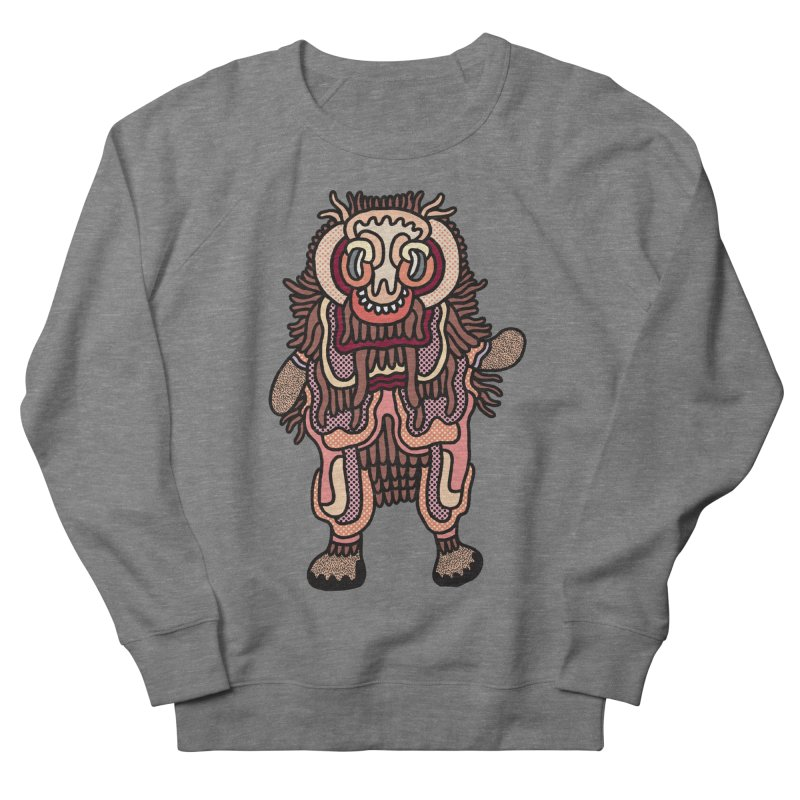 Olmeca Monster of the day (June 3) [Year 1] Men's Sweatshirt by Daily Monster Shop by Royal Glamsters