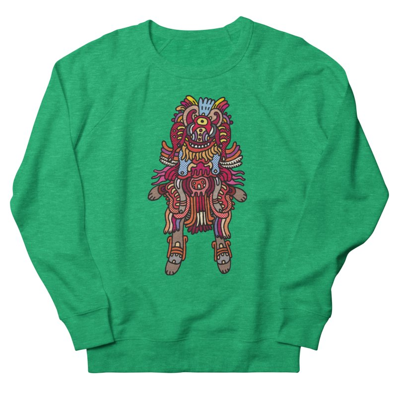 Olmeca Monster of the day (June 29) [Year 1] Women's Sweatshirt by Daily Monster Shop by Royal Glamsters