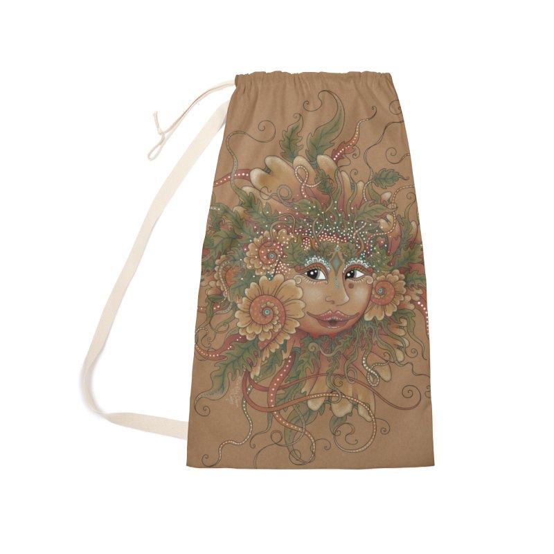 Sunshine Accessories Bag by Ruby Charm Colors Artist Shop
