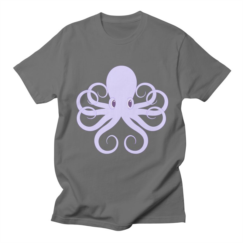 Shock Cousteau's Octopus Women's T-Shirt by Runderella's Artist Shop