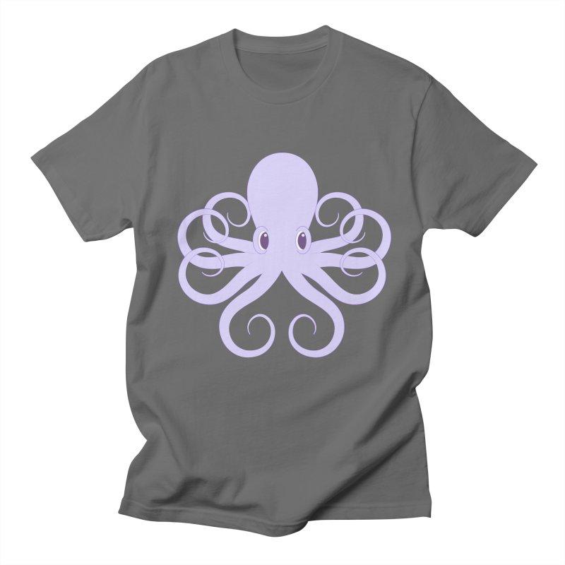 Shock Cousteau's Octopus Women's T-Shirt by Runderella's Artist Shop