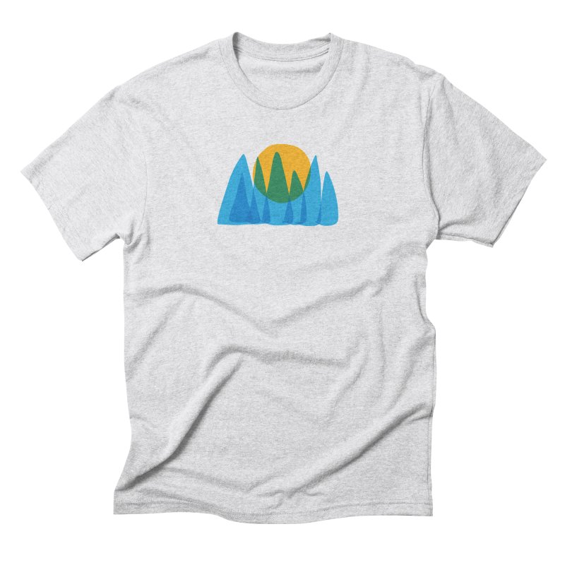 Sun Up Men's T-Shirt by shop ruralie