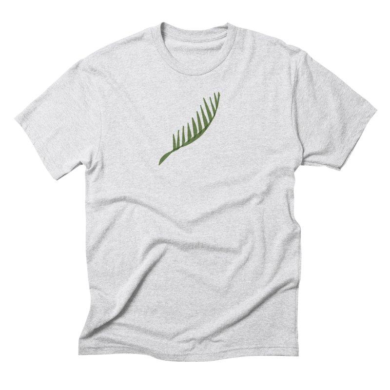 Frond Men's T-Shirt by shop ruralie