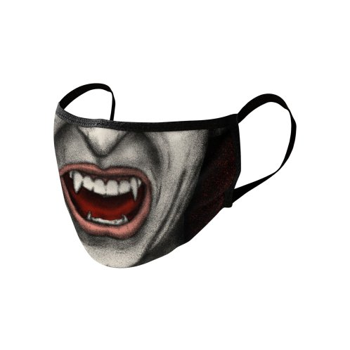 Design for Retro Inspired Count Dracula Face Mask