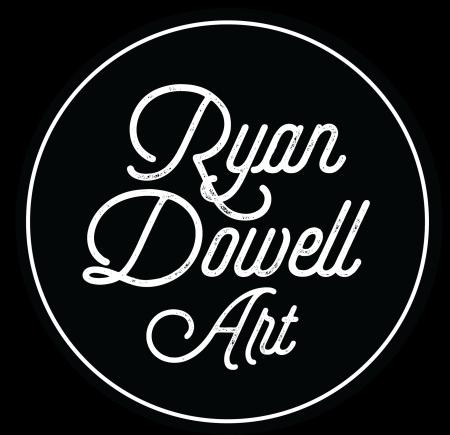 Logo for RyanDowellArt's Artist Shop