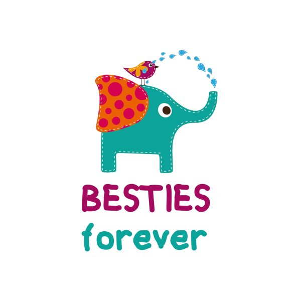 image for besties forever