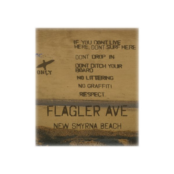 image for Locals Only Flagler Ave New Smyrna Beach Florida