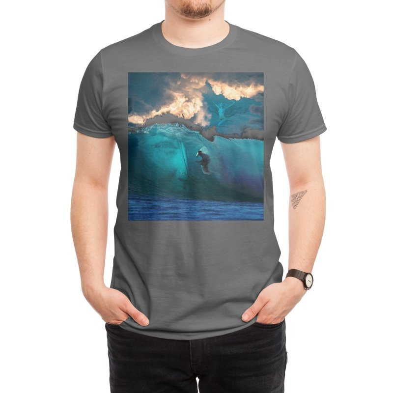 Surf Guardians Men's T-Shirt by SWAG SurfWear