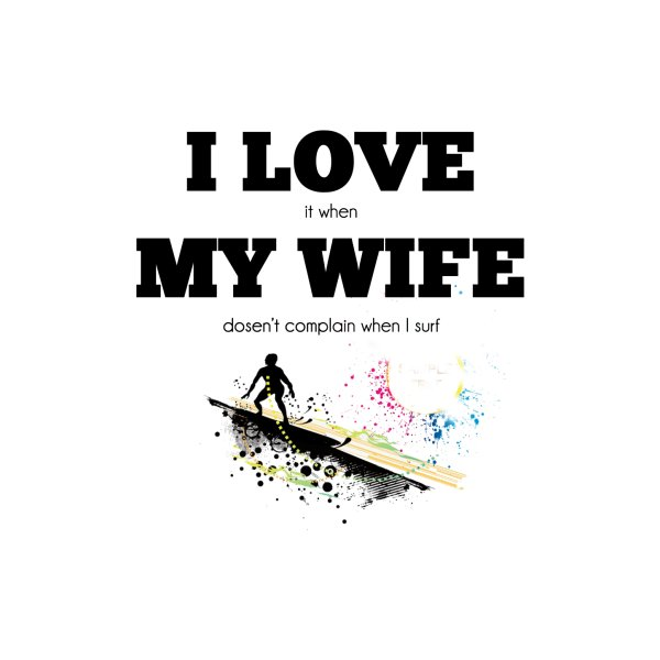 image for I Love My Wife