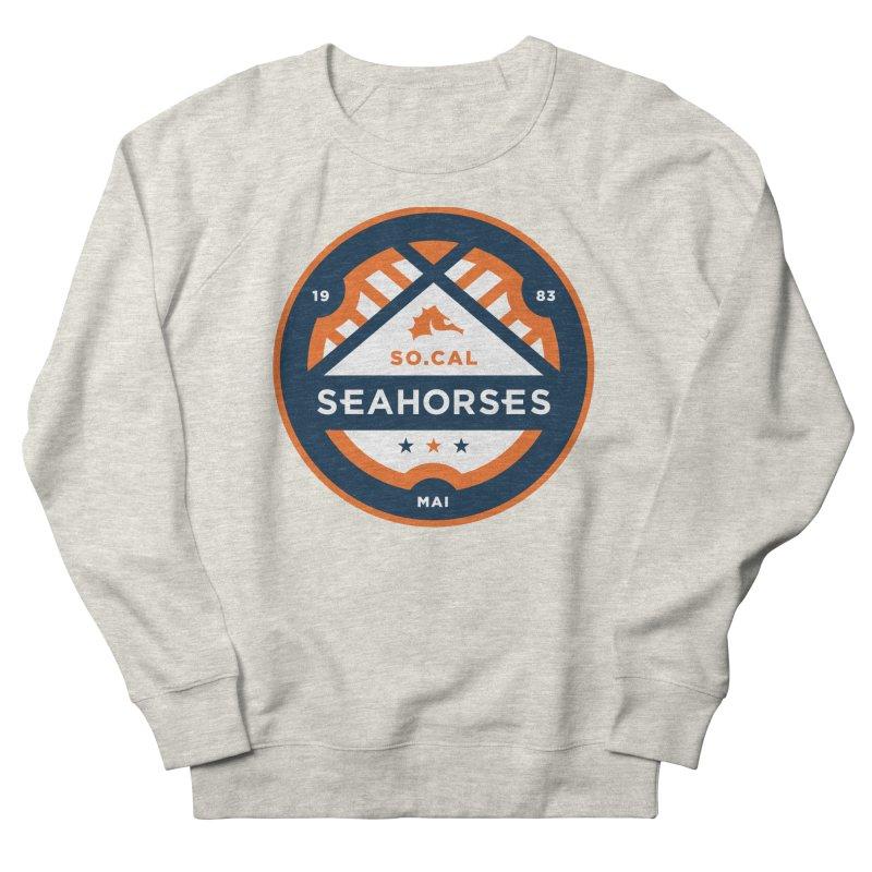 Seahorse Soccer Crest Women's Sweatshirt by SEAHORSE SOCCER's Artist Shop