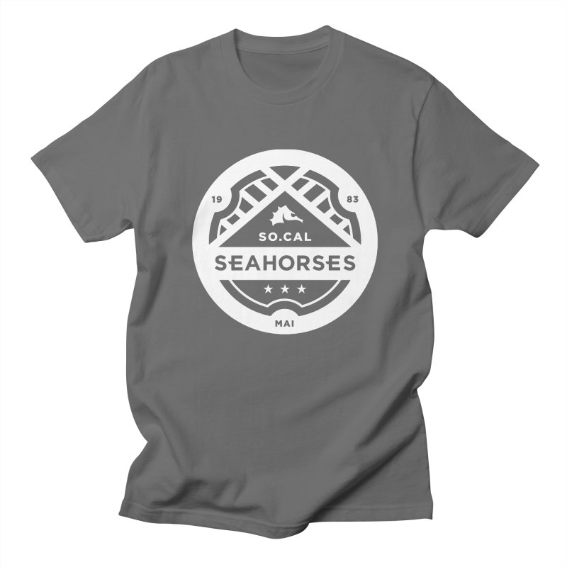 Men's None by SEAHORSE SOCCER's Artist Shop