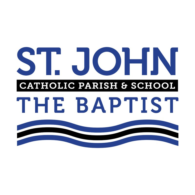 St. John the Baptist by SJB's Artist Shop