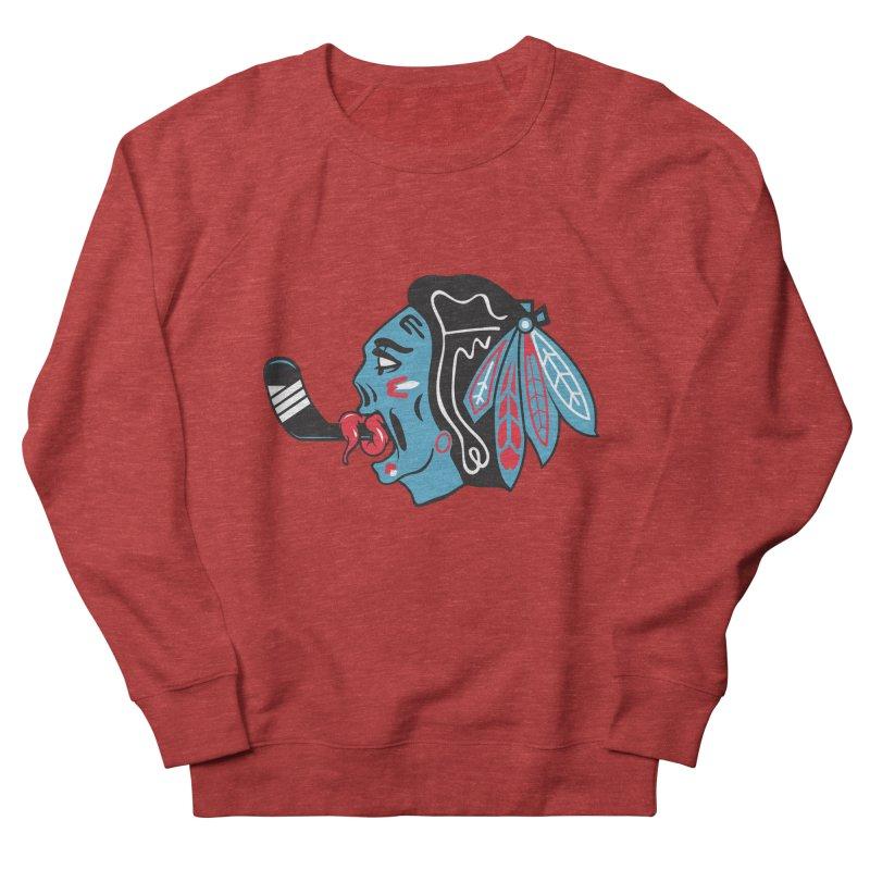 Zombie Hawk Women's Sweatshirt by The Art Of Steven Luros Holliday