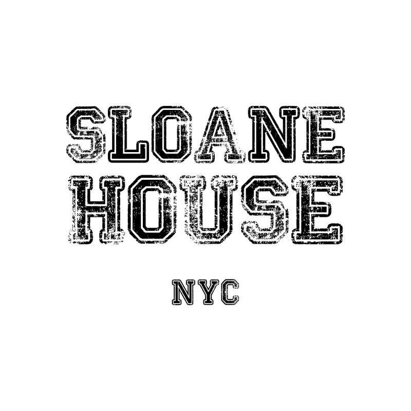 SLOANE HOUSE NYC Men's T-Shirt by SLOANE HOUSE