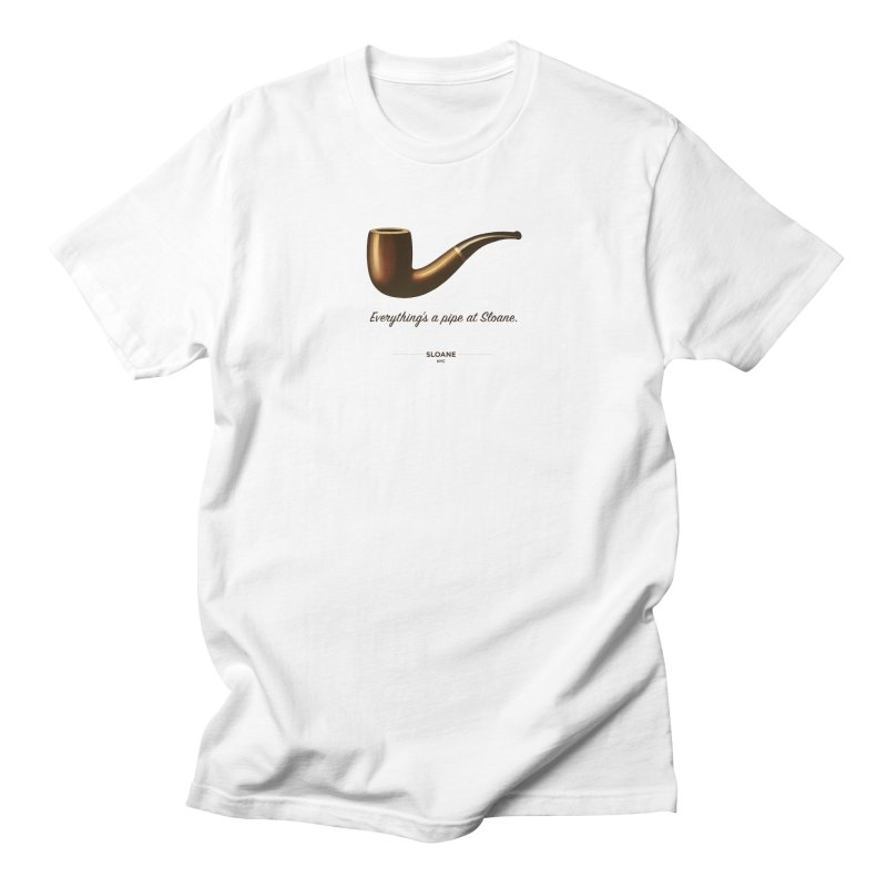 NOT A PIPE? Men's T-Shirt by SLOANE HOUSE