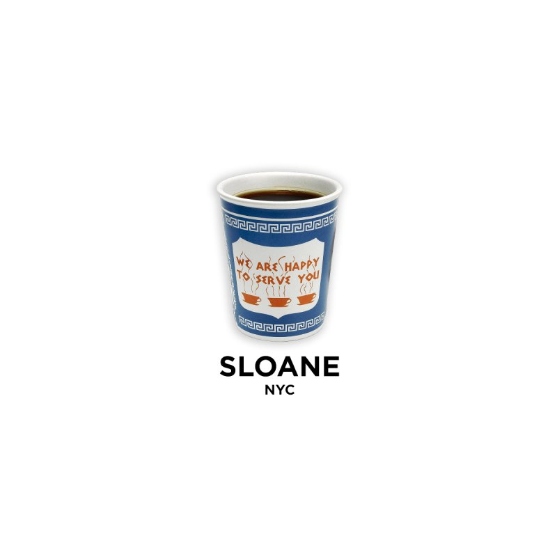 THE CLASSIC COFFEE CUP Men's T-Shirt by SLOANE HOUSE