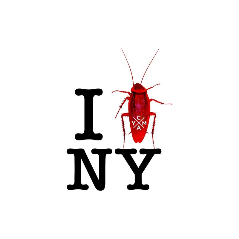 I COCKROACH NY Men's T-Shirt by SLOANE HOUSE