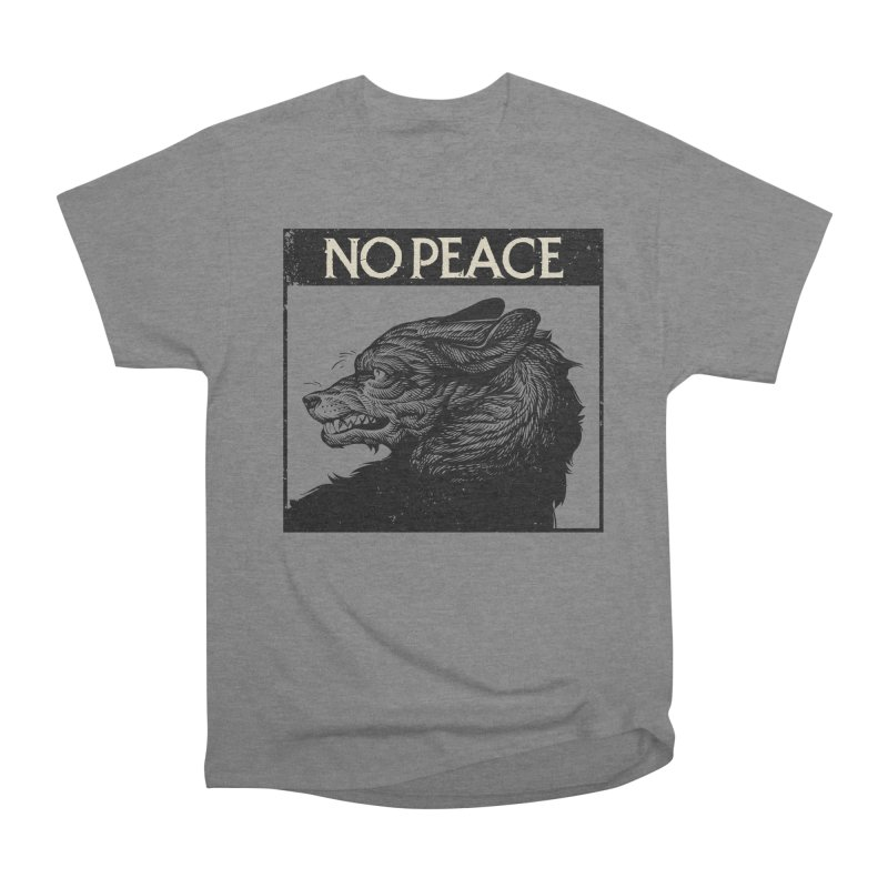 No Justice Men's T-Shirt by S&O Design Co.
