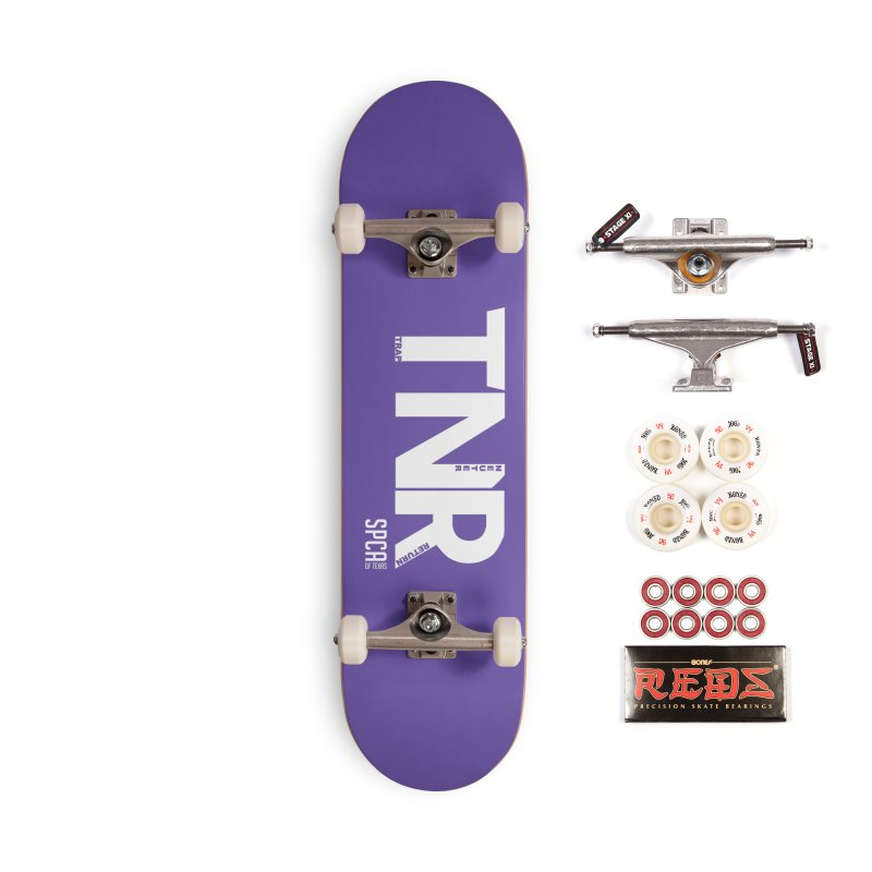 TNR - Trap Neuter Return Accessories Complete - Pro Skateboard by SPCA of Texas' Artist Shop