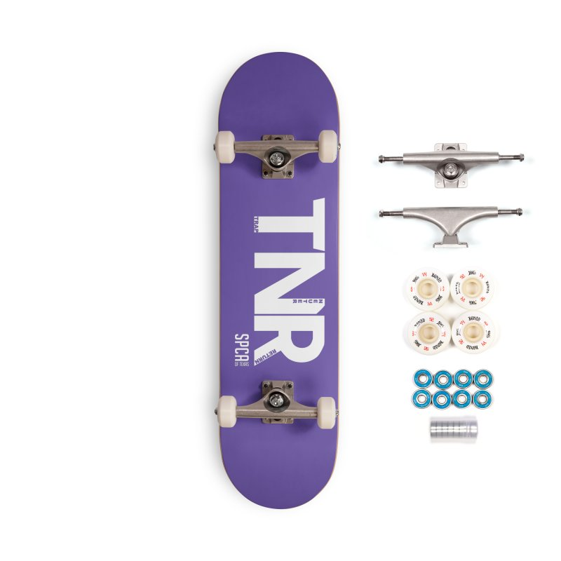 TNR - Trap Neuter Return Accessories Complete - Premium Skateboard by SPCA of Texas' Artist Shop