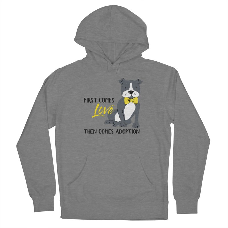 Pit Bull Love Women's Pullover Hoody by SPCA of Texas' Artist Shop