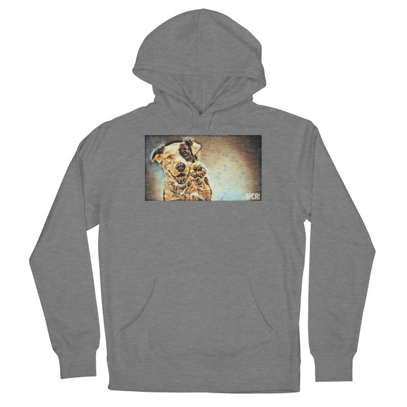 High Five Women's Pullover Hoody by SPCA of Texas' Artist Shop