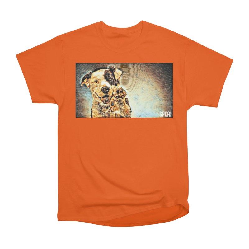 High Five Women's T-Shirt by SPCA of Texas' Artist Shop
