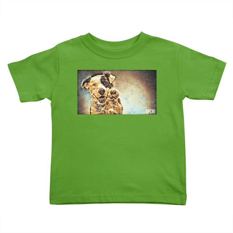 High Five Kids Toddler T-Shirt by SPCA of Texas' Artist Shop