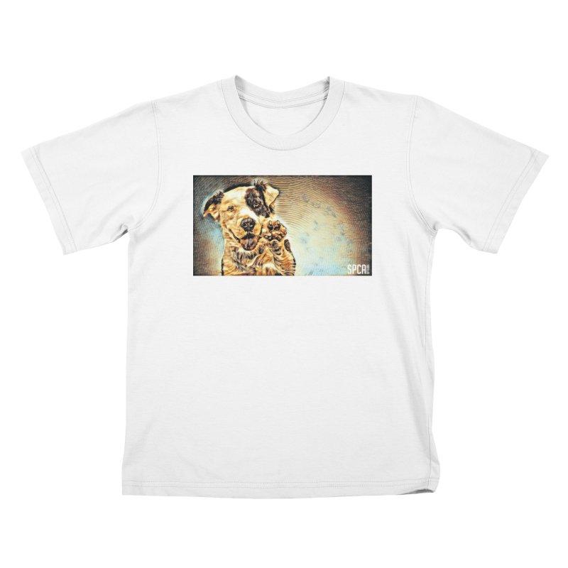 High Five Kids T-Shirt by SPCA of Texas' Artist Shop