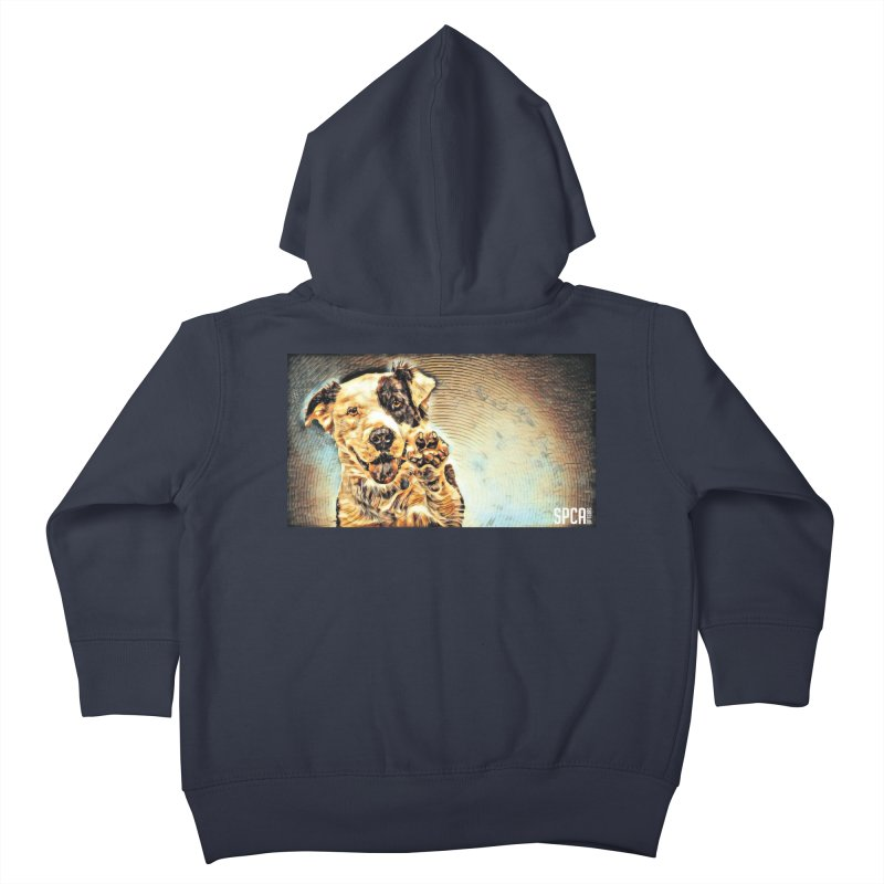 High Five Kids Toddler Zip-Up Hoody by SPCA of Texas' Artist Shop
