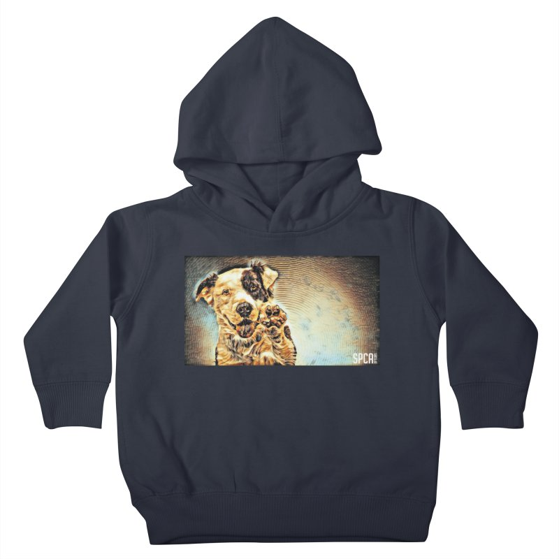 High Five Kids Toddler Pullover Hoody by SPCA of Texas' Artist Shop