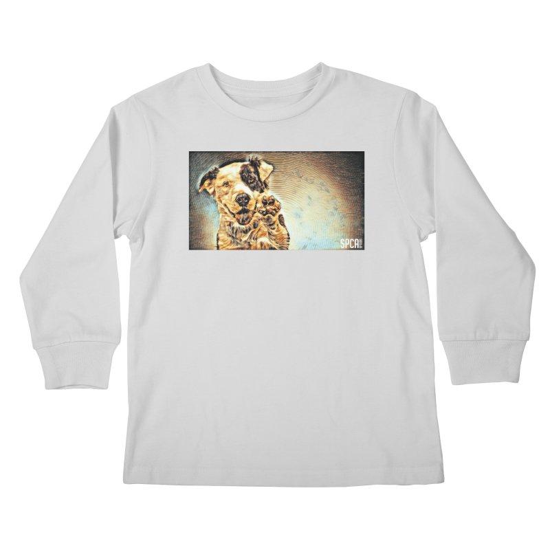 High Five Kids Longsleeve T-Shirt by SPCA of Texas' Artist Shop
