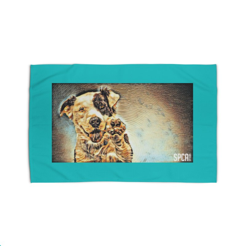 High Five Home Rug by SPCA of Texas' Artist Shop